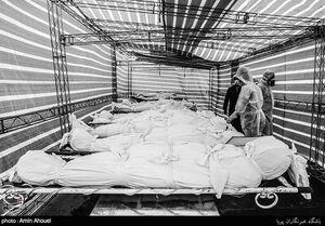 فیلم/ غسل اموات کرونایی توسط بانوان طلبه
