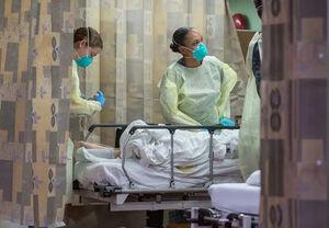 مرگ دو بیمار در راهروهای بیمارستان دیترویت آمریکا