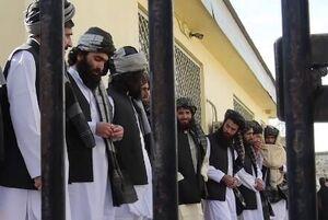 دولت افغانستان ۲۰۰ زندانی طالبان را آزاد کرد