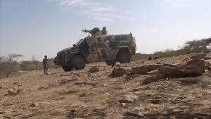 آخرین تحولات میدانی جنوب یمن/ تیر مزدوران ائتلاف در استان البیضاء به سنگ خورد + نقشه میدانی و عکس