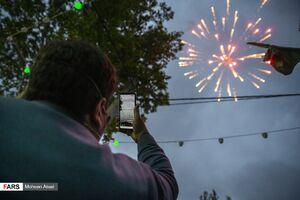 عکس/ کاروان جشن ظهور در تهران