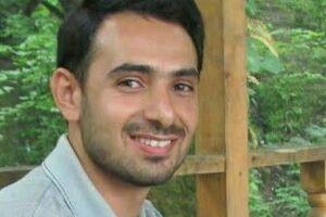 شهید مدافع حرم جمال رضی - کراپشده