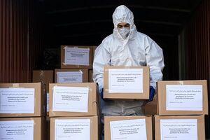 محموله کمکهای اهدایی از عمان به ایران رسید