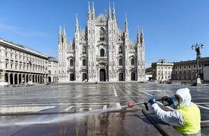 قرنطینه سراسری در ایتالیا ۳ هفته دیگر تمدید شد