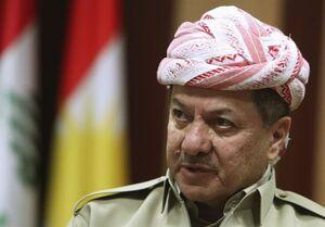 مسعود بارزانی: سردار سلیمانی در روزهای آغازین حمله داعش به ما کمک نظامی کرد
