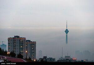 وقوع ۱۱ پدیده کمسابقه طبیعی در تهران