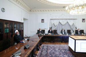 جلسه رئیس جمهور با رؤسای کمیتههای ستاد ملی مقابله با کرونا