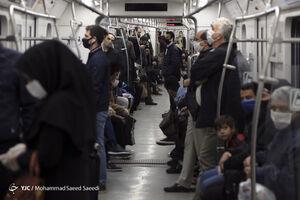 در کدام ایستگاههای مترو ماسک توزیع میشود؟