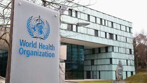 سازمان بهداشت جهانی نمایه