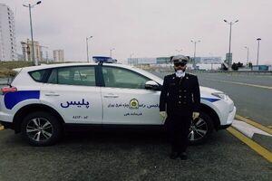رییس پلیس راه شرق استان تهران