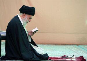 روایتی از نحوه حضور رهبر انقلاب در مسجد جمکران