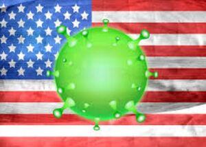 افزایش مشکل کرونا در آمریکا با سیاستهای اشتباه
