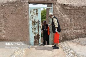 """""""نذر سلامتی"""" در روستاهای محروم دامغان"""