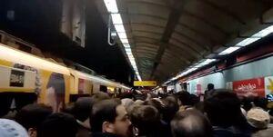 افزایش ۴۰ درصدی مسافران مترو/ ابتلای ۳۵ نفر در مترو تهران به کرونا