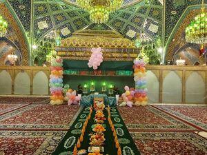 عکس/ حرم حضرت رقیه(س) خالی از حضور زائران