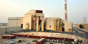 تولید برق نیروگاه اتمی بوشهر موقتا متوقف میشود