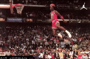 فیلم/ حرکات اعجاب برانگیز مایکل جوردن در NBA
