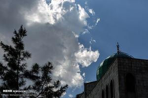عکس/ هوای پاک پایتخت