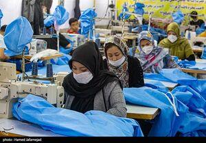 عکس/ اقدام جهادگران افغانستانی مقیم تهران برای مبارزه با کرونا