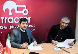 باشگاه تراکتور قرارداد الهامی را تمدید کرد