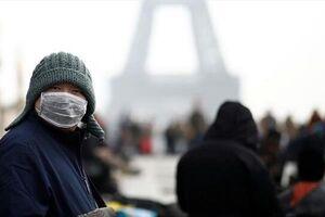 عکس/ کرونا و بحران گرانی در فرانسه!