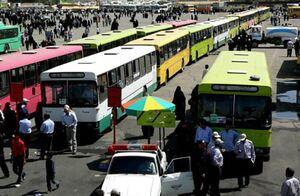 جزئیات ورود اتوبوسهای بین شهری به سفرهای درون شهری