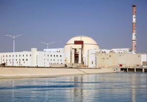 علت توقف فعالیت نیروگاه اتمی بوشهر