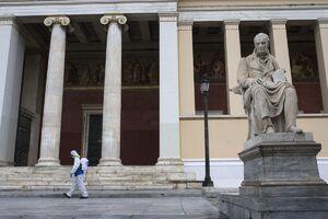 یونان: سربلند در مبارزه با کرونا
