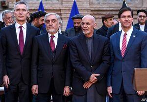 تلاش آمریکا برای تقسیم قدرت بین «اشرف غنی» و «عبدالله»