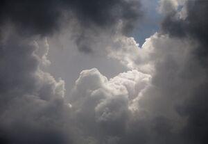 هواشناسی آسمان ابری