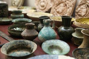 کشف ۶۰ شیء تاریخی با قدمت ۲۰۰۰ ساله