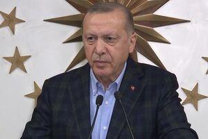 اردوغان: مقررات منع آمد و شد باز هم اعمال میشود