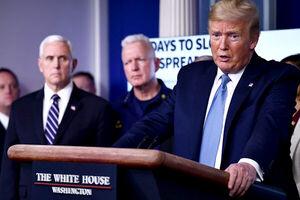 ترامپ به فرمانداران ایالتی آمریکا هشدار داد