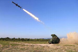 آزمایش موشک کروز توسط کره شمالی