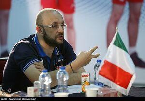 بروتو: والیبال ایران در المپیک برای یک مدال تاریخی خواهد جنگید
