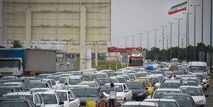 شاخص ترافیک در تهران به عدد ۸۰ رسید/آمار مبتلایان جدید کرونا نزولی است