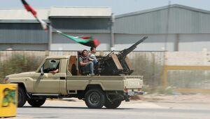 حمله پهپادهای اماراتی به لیبی
