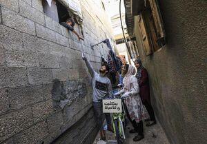 اقدام زیبای جوانان فلسطینی