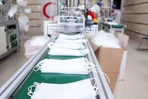 تولید اقلام بهداشتی ماسک