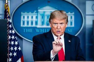 تلاش ترامپ برای جلوگیری از مهاجرت به آمریکا