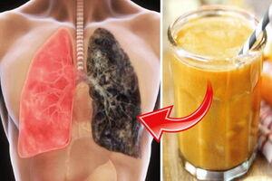 پاکسازی ریه با روش های طبیعی و سنتی