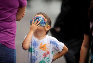 کودکان در روزگار کرونایی