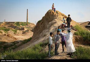 عکس/ رزمایش پزشکی جهادگران در مناطق محروم
