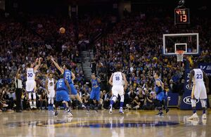 فیلم/ زیباترین پرتابهای ۳ امتیازی در NBA