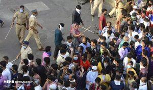 اعتراض هزاران کارگر به تمدید مدت قرنطینه