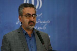 جهانپور: یک سوم تعداد فوتیهای دو روز اخیر تهرانیها بوده اند