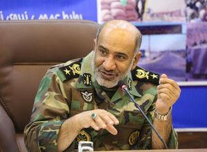 جانشین فرمانده نیروی زمینی ارتش: فوتی ناشی از کرونا در ارتش نداریم