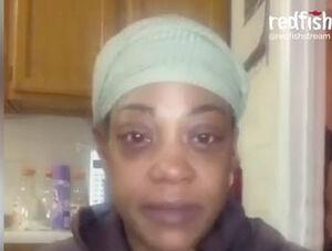فیلم/ روایت دردناک یک سیاهپوست آمریکایی از مرگ خواهرش