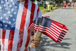 تصاویری از اعتراض آمریکاییها به تعطیلی مشاغل