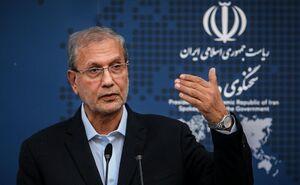 سخنگوی دولت علی ربیعی نمایه
